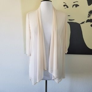 2/$20 🌟 Richards Light Pink Sheer Cardigan 4P
